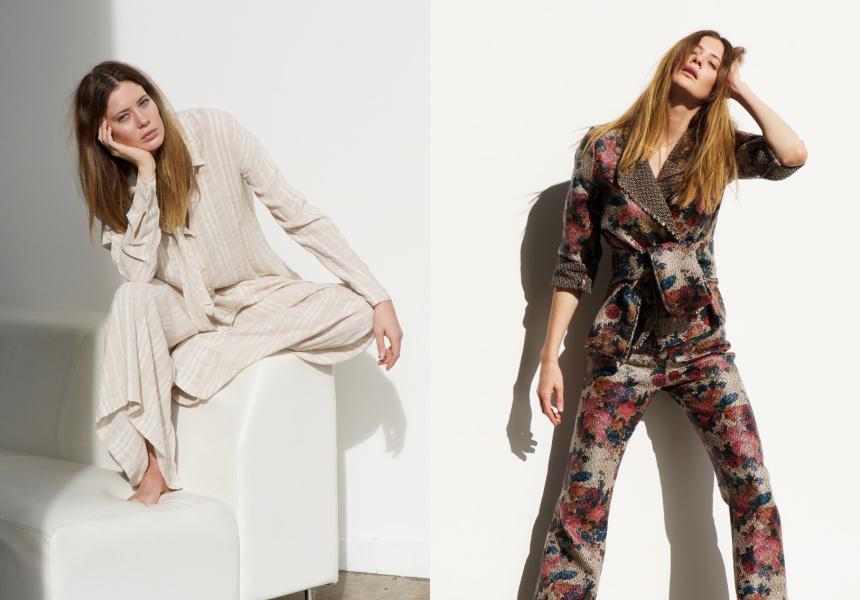 Lauren Brown from Vivien's Model Management.