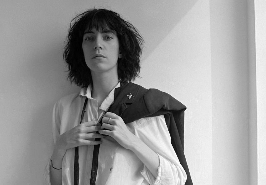 Patti Smith, 1975