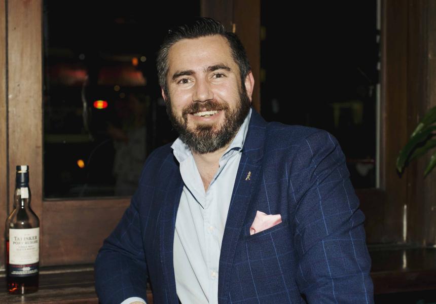 Simon McGoram