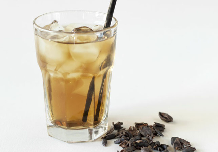 Cold Cascara - Bean Drinking