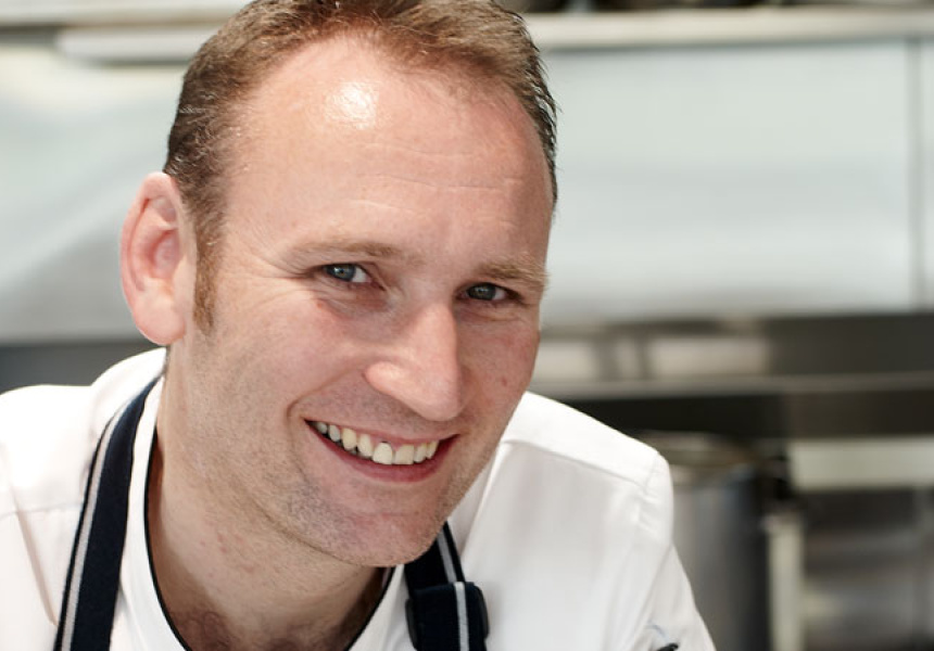 Executive Chef Simon Arkless