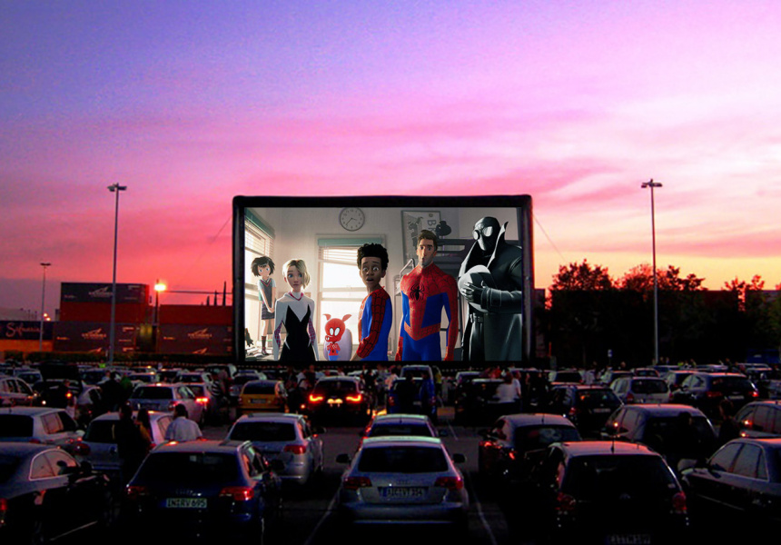 A New Drive-In Cinema Is Opening in Melbourne