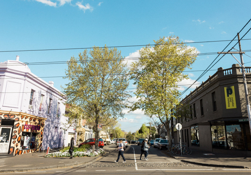 Gertrude Street, Fitzroy.