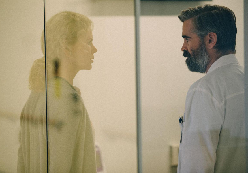 The Killing of a Sacred Deer. © 2017 EP SACRED DEER LIMITED / CHANNEL FOUR TELEVISION CORPORATION / NEW SPARTA FILMS LIMITED.