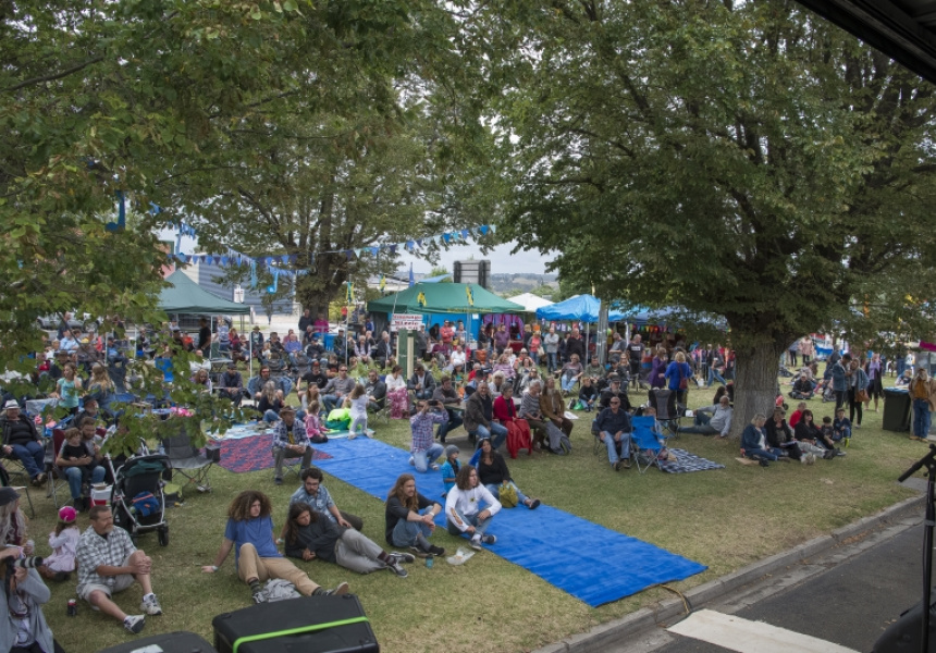2017 Bruthen Blues & Arts Festival