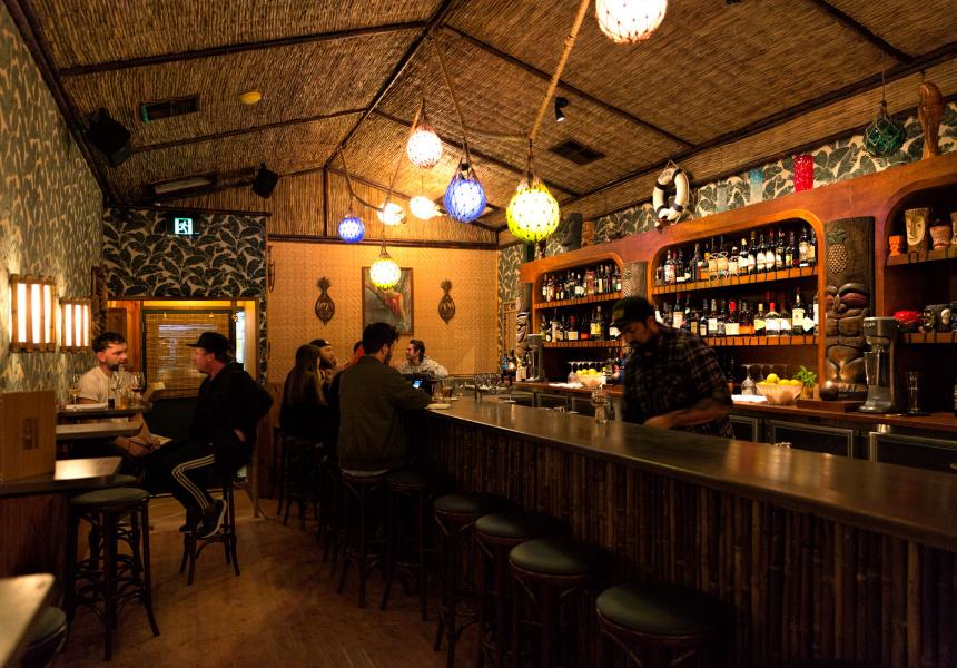 Jacoby's Tiki Bar