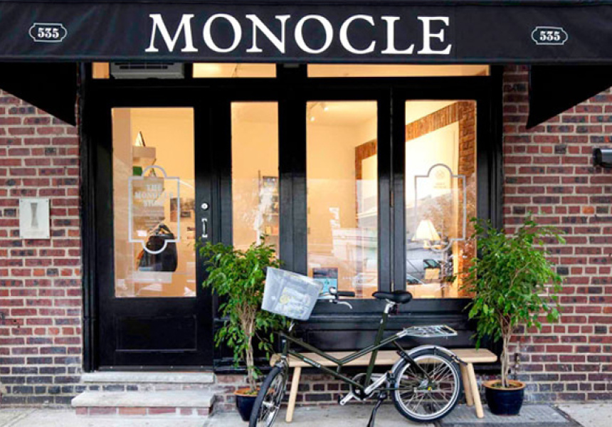Monocle Store NYC