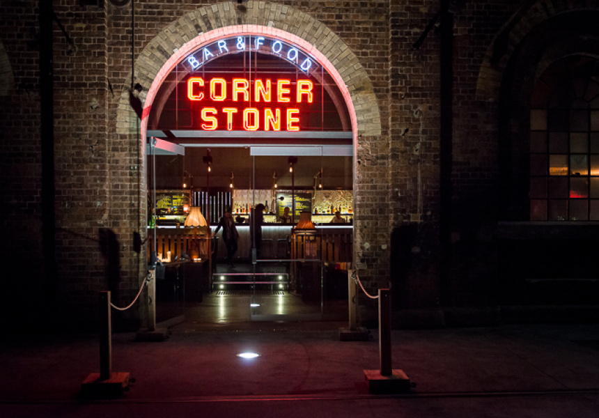 Cornerstone Bar and Food at Carriageworks