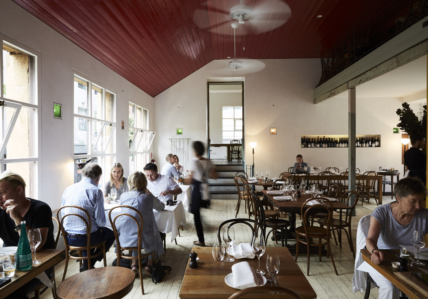 The French Saloon Above Kirk S Wine Bar Broadsheet