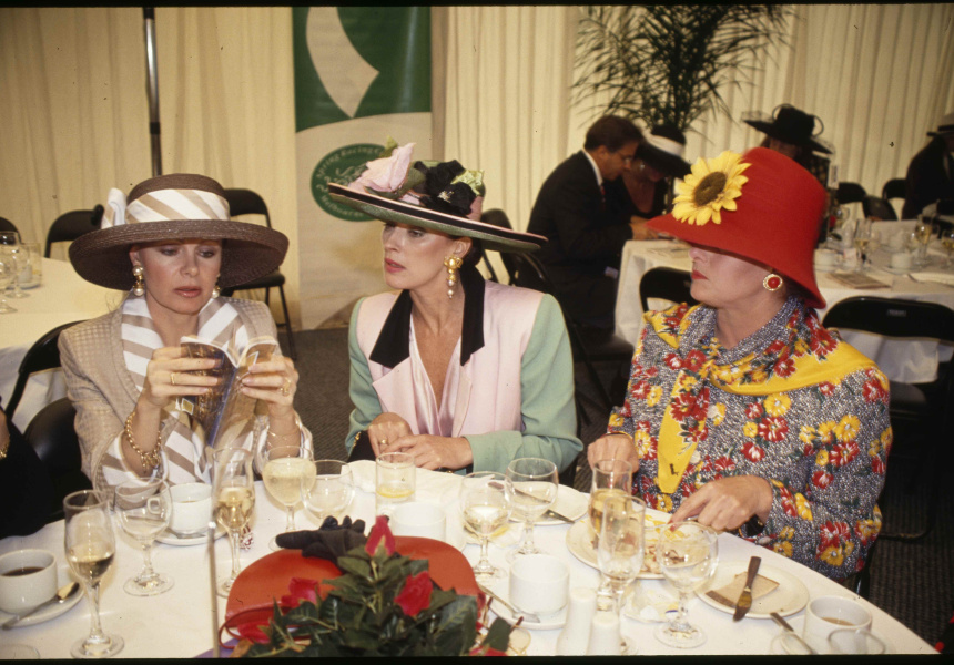 Ellis, Rennie (1994). Oaks Day.