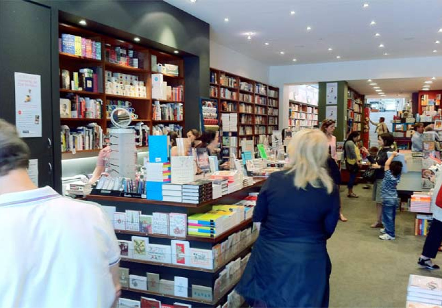 Avenue Bookstore, Albert Park