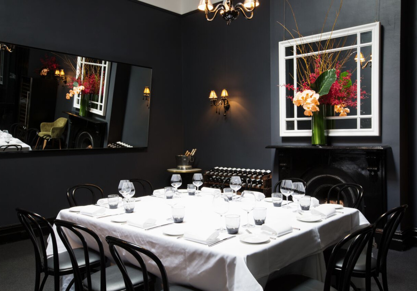 Private dining rooms in melbourne holiday edition for Best private dining rooms in melbourne