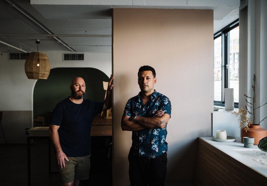 Baja's Dan Quinn and Nicholas Castillo