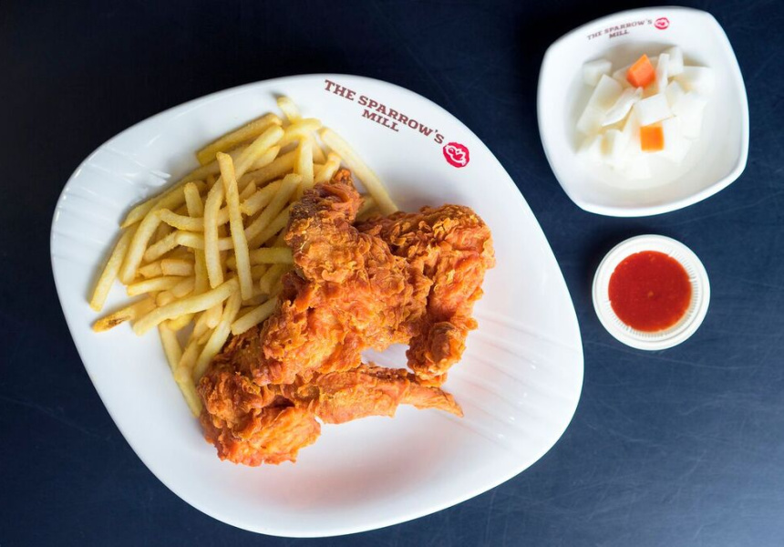 ... Korean Fried Chicken | Sussex Street | Broadsheet Sydney - Broadsheet