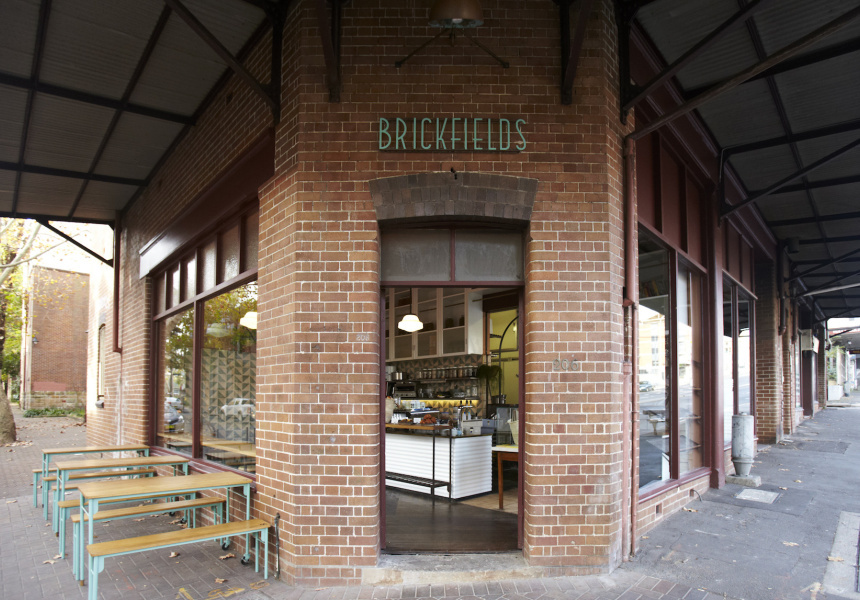 Brickfields Bakery and Cafe
