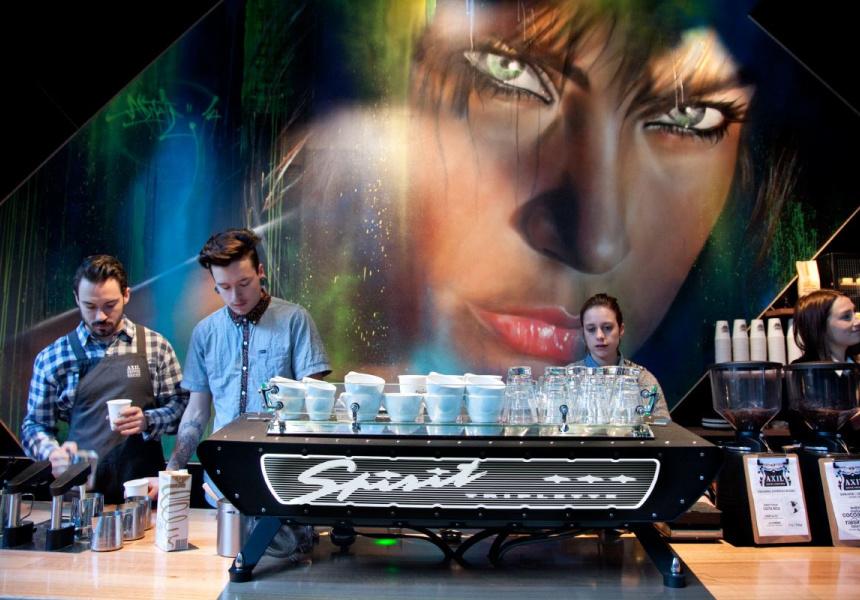 Axil Coffee Cbd