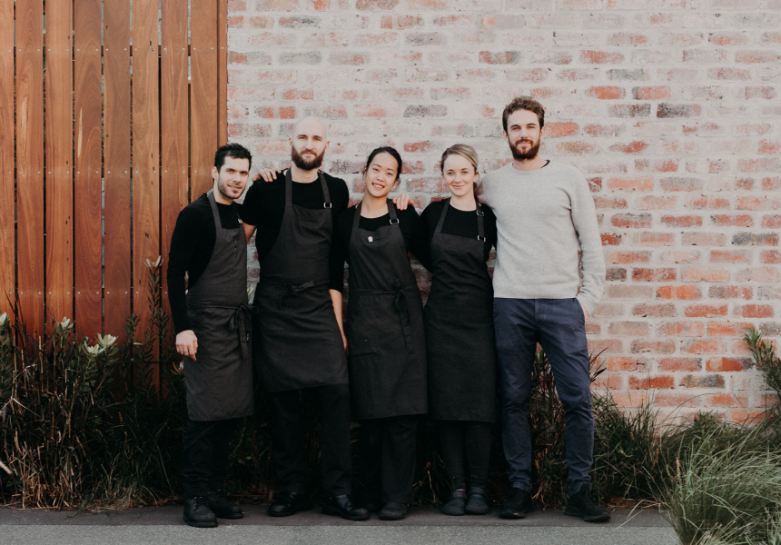 Xavier Tocco, Vincent Angebault, Wei-Si Yuan, Jeanette Macko and Adam Wright-Smith