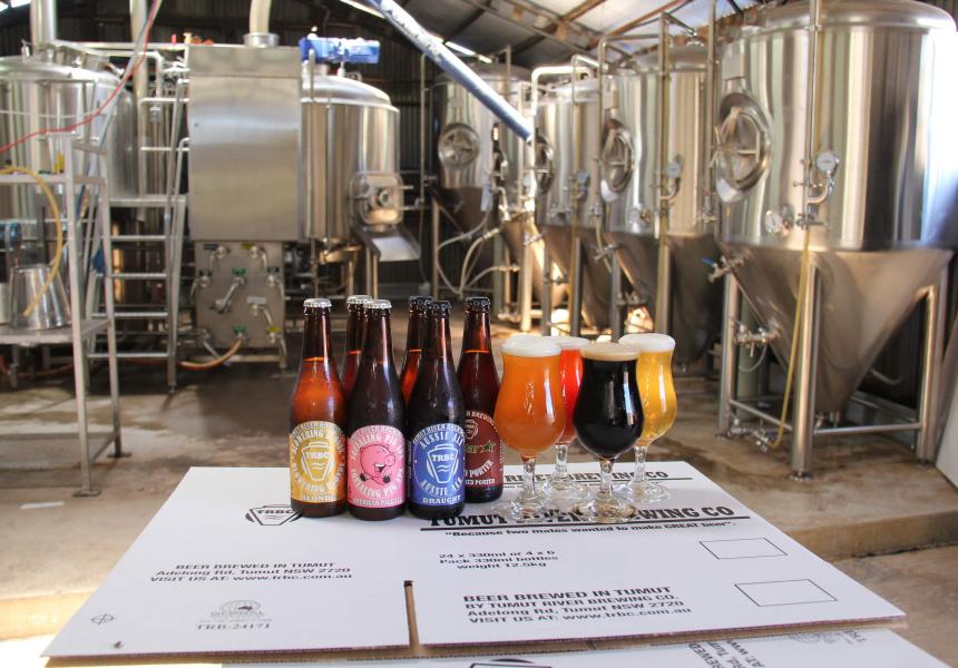 Tumut River Brewing Company