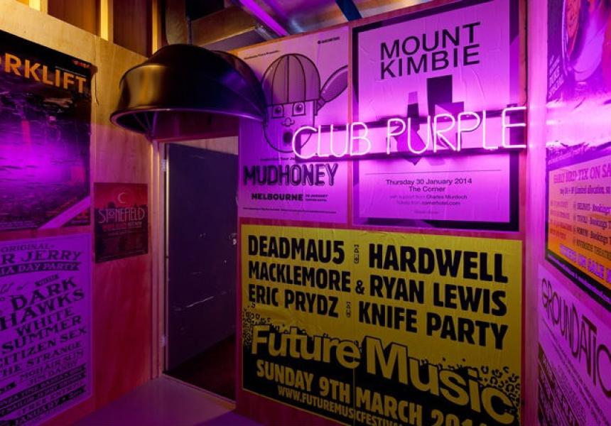 Club Purple 2014
