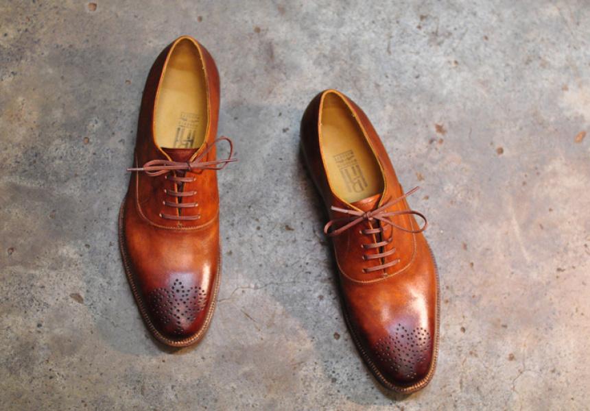 The Shoe Maketh the Man