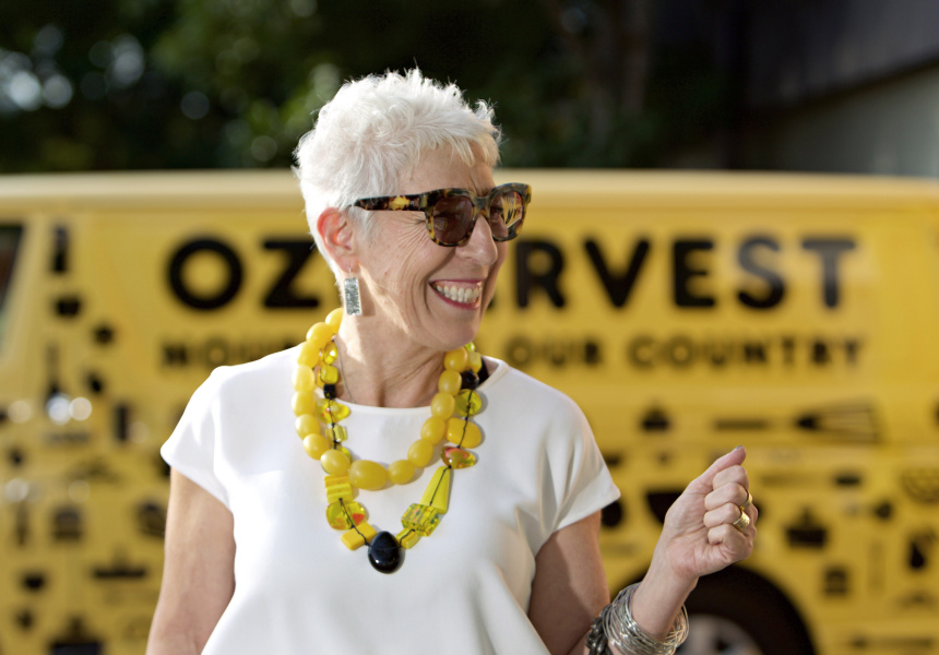 OzHarvest founder Ronni Kahn.