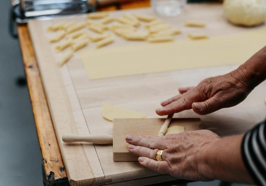 Pasta-Making with Julia Busuttil Nishimura