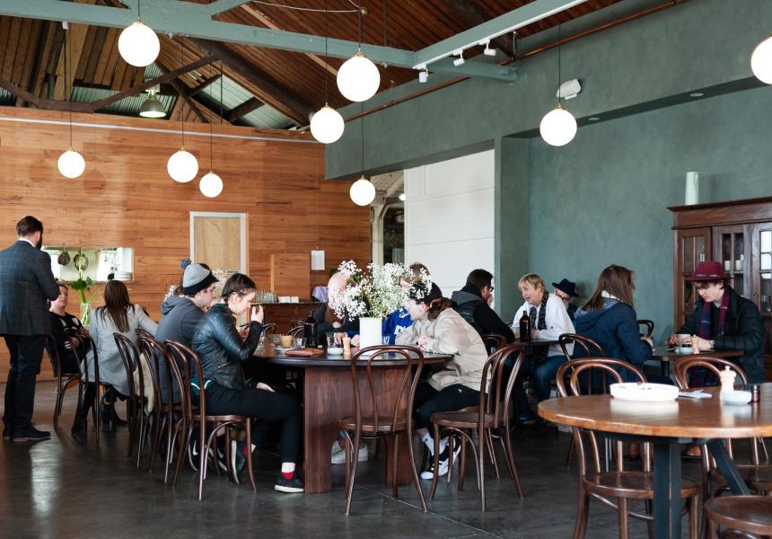 Cotta Cafe Melbourn : Cafe louis broadsheet