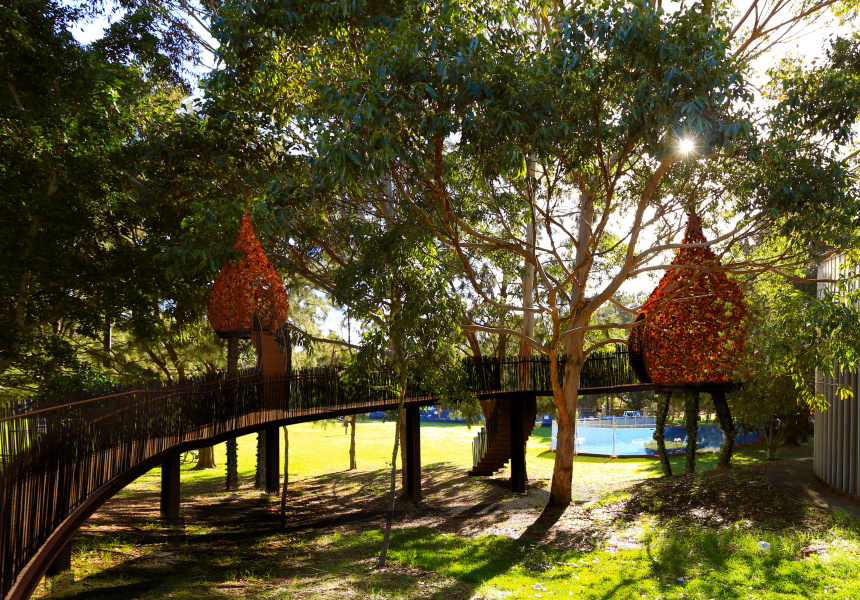 Eveleigh Tree Houses