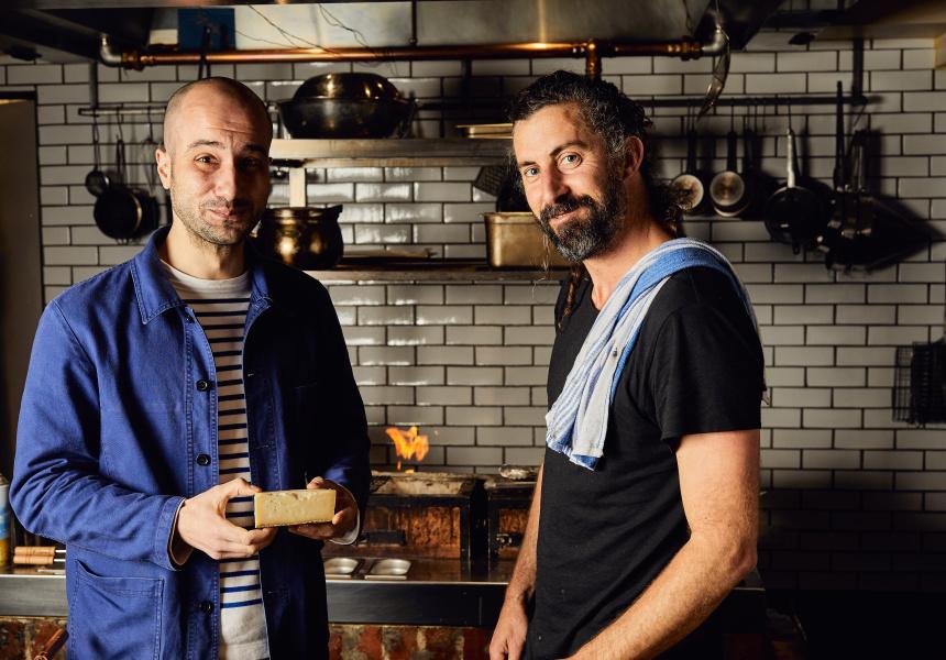 Anthony Femia and David Moyle