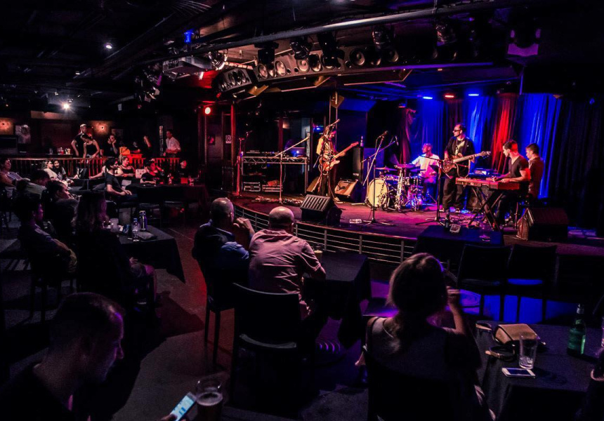 Sydney's Live Music Venue The Basement Has Been Saved