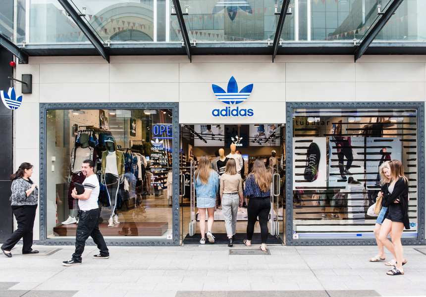Adidas Opens First Adelaide Concept Store - Broadsheet c0dd2e49ae73