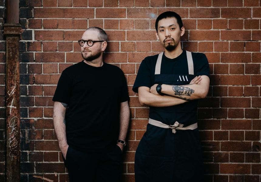 Clayton Wells and James Tai