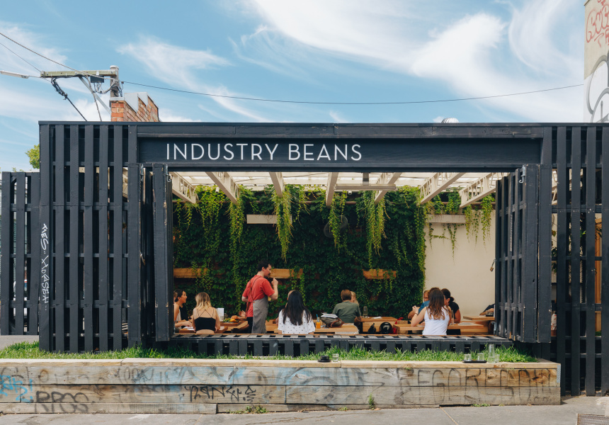 Industry Beans Fitzroy