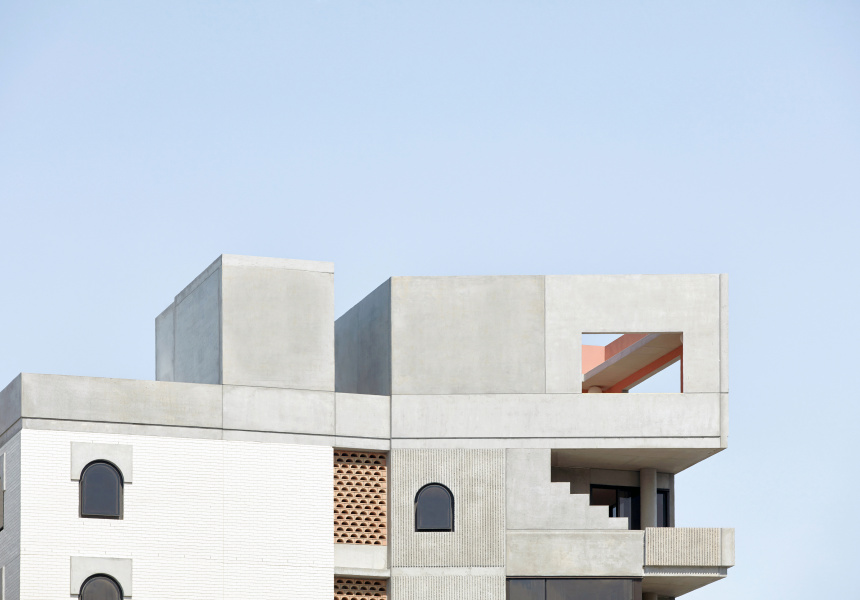 The Calile Hotel by Richards and Spence