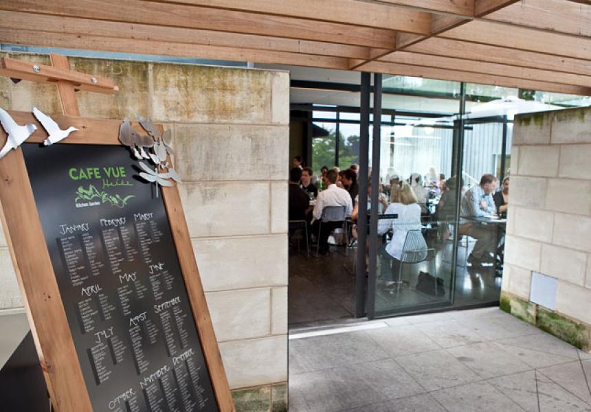 Café Vue at Heide