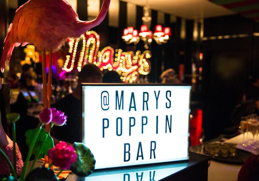 Mary's Poppin