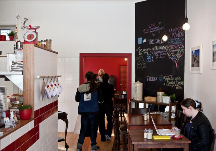 Red Robyn Cafe Menu