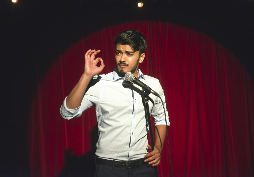 Comedian Neel Kolhaktar