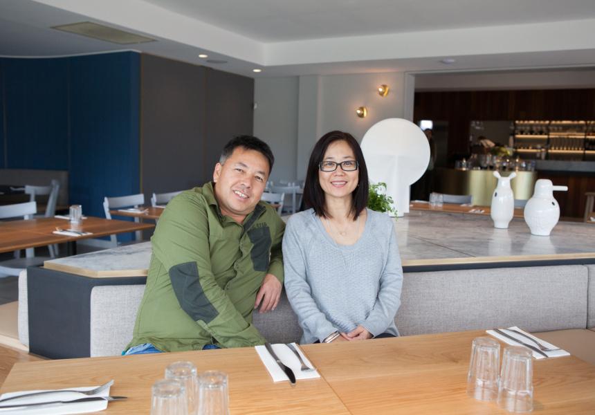 Ben and Nicole Kon-Yu of Nic & Kolo.
