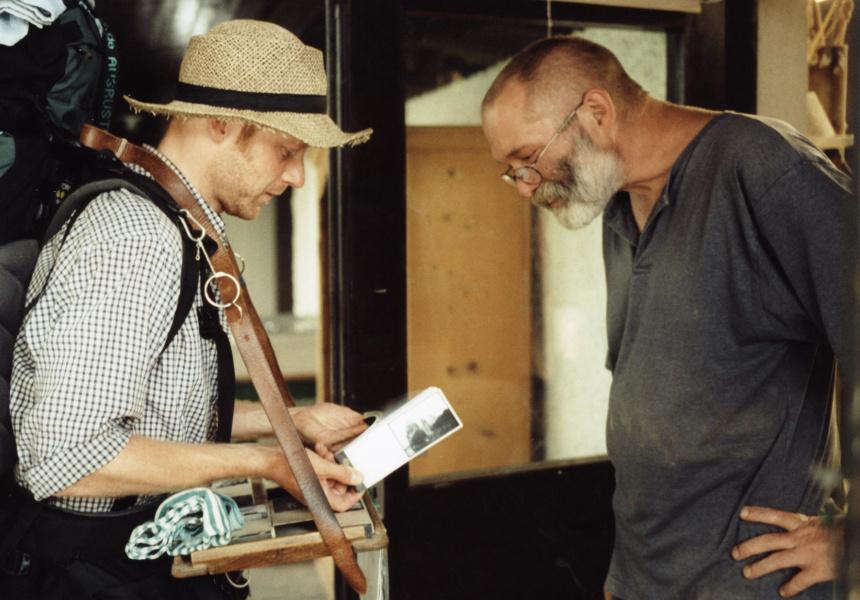 Portraits in Motion, Volker Gerling