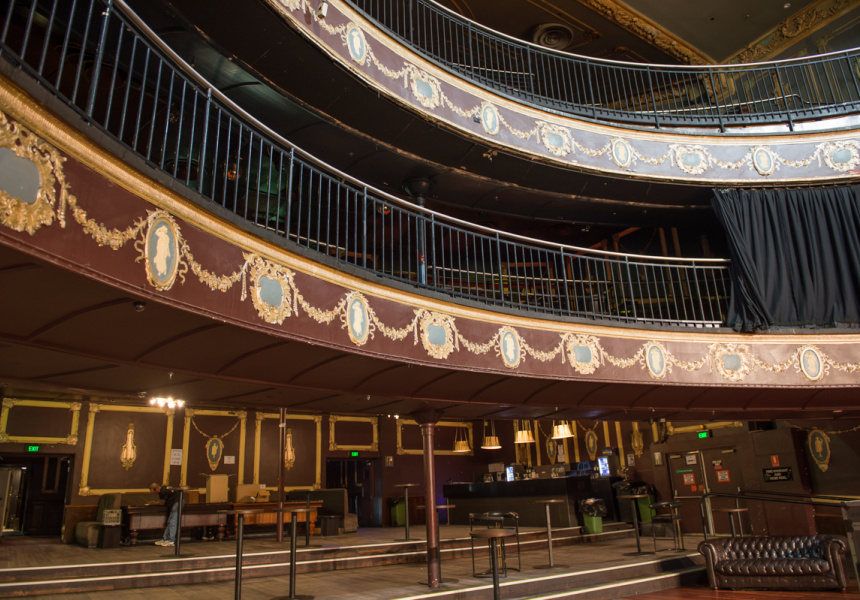 The Curtains Come Down on Palace Theatre - Broadsheet