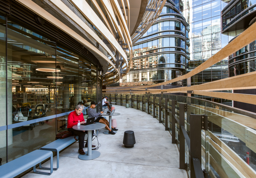Darling Square Library