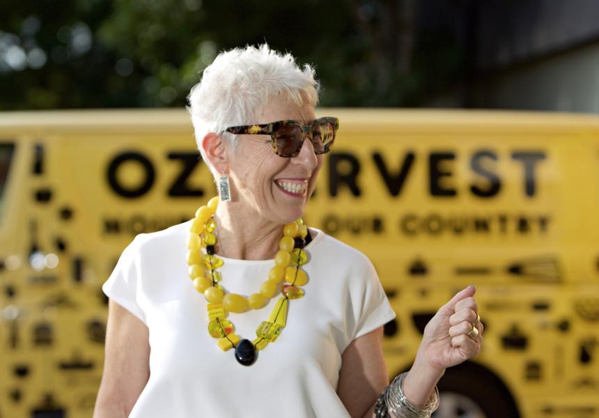 OzHarvest founder Ronni Kahn