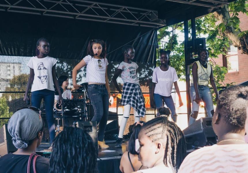 Peel Street Festival 2017