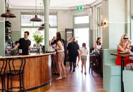 Best dog friendly bars in sydney broadsheet for Pet friendly hotels sydney