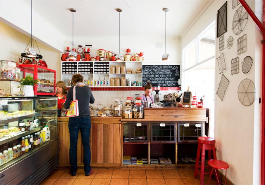 Red Door Cafe Adelaide