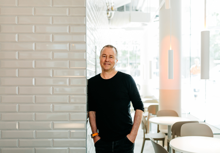 Rockpool Dining Group head of culinary Neil Perry