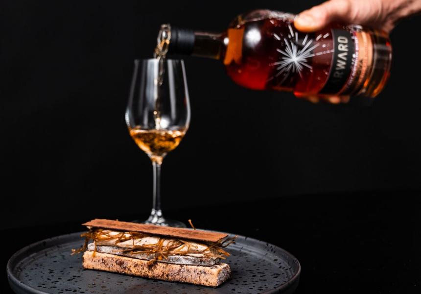 Melbourne Creative Department X Starward Whisky