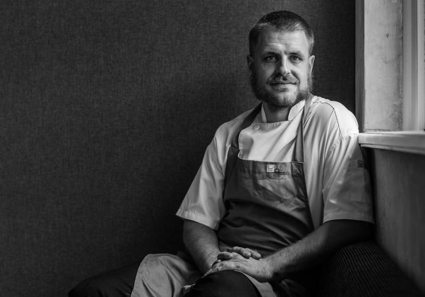 Chef Sam Miller