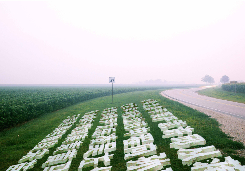 Chen Qiulin,  One Hundred Surnames in Tofu (still) 2004 single-channel Courtesy the artist and A Thousand Plateaus Art Space, Chengdu. © the artist.